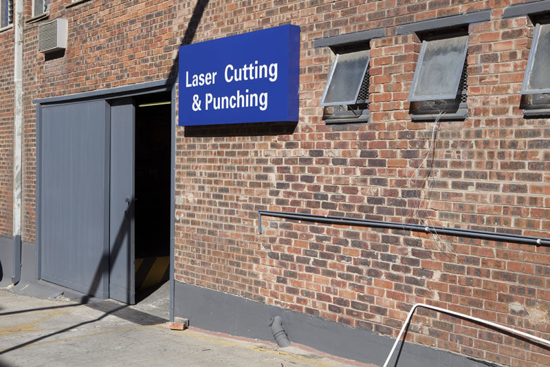 Laser Cutting and Punching