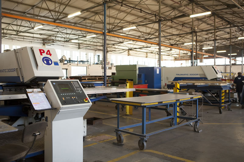 World Power Products Punching